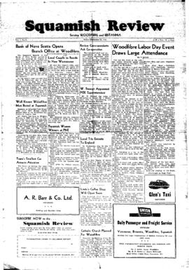 Squamish Review: Friday, September 10, 1948