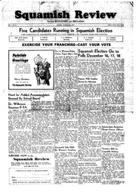 Squamish Review: Tuesday, December 14, 1948