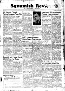 Squamish Review: Friday, January 14, 1949