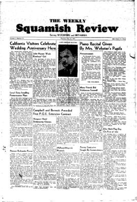 Squamish Review: Tuesday, July 26, 1949