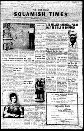 Squamish Times: June 26, 1957