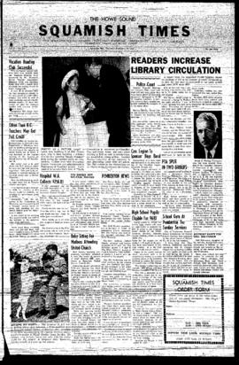 Squamish Times: Thursday, September 26, 1957
