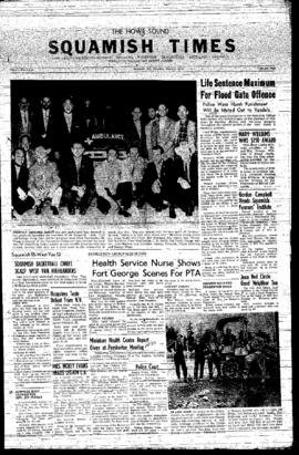 Squamish Times: Thursday, March 6, 1958