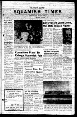 Squamish Times: Thursday, May 1, 1958