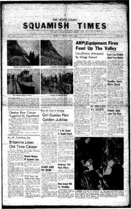 Squamish Times: Thursday, February 4, 1960