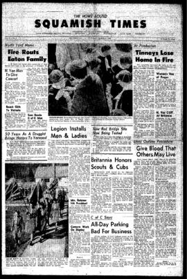 Squamish Times: Thursday, March 1, 1962