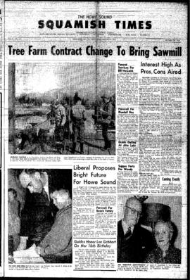 Squamish Times: Thursday, March 15, 1962