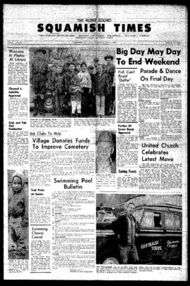 Squamish Times: Thursday, May 3, 1962