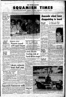 Squamish Times: Thursday, March 21, 1963