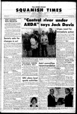 Squamish Times: Thursday, May 14, 1964