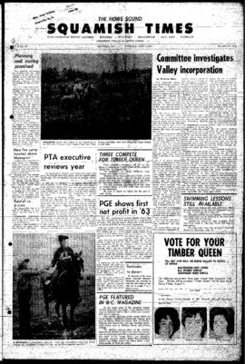 Squamish Times: Thursday, July 9, 1964
