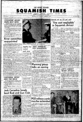 Squamish Times: Thursday, February 4, 1965