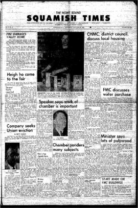Squamish Times: Thursday, January 28, 1965