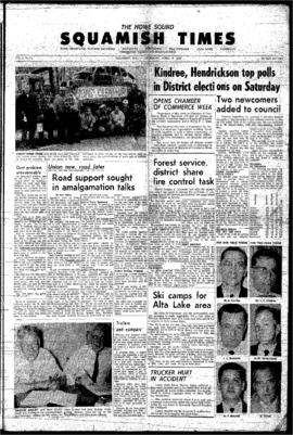 Squamish Times: Thursday, April 8, 1965