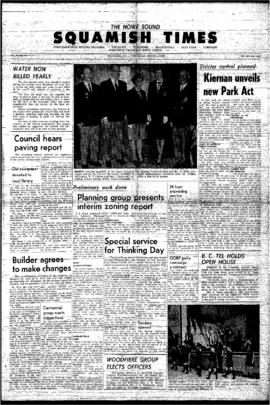 Squamish Times: Thursday, March 4, 1965