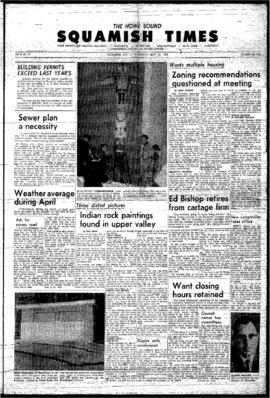 Squamish Times: Thursday, May 13, 1965