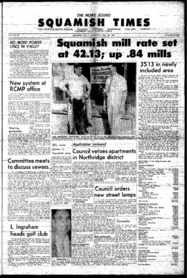 Squamish Times: Thursday, May 20, 1965