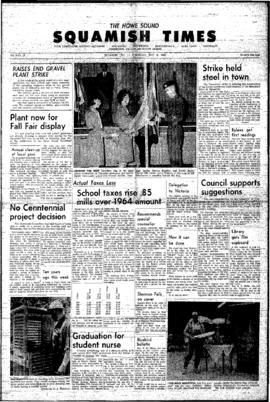 Squamish Times: Thursday, May 6, 1965
