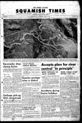 Squamish Times: Thursday, April 29, 1965