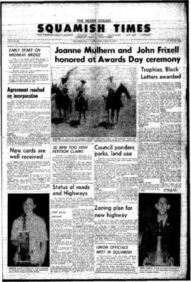 Squamish Times: Thursday, June 30, 1965