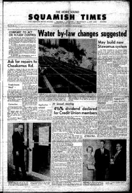 Squamish Times: Thursday, March 24, 1966