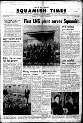 Squamish Times: Thursday, March 10, 1966