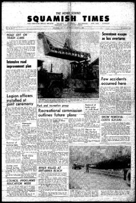 Squamish Times: Thursday, March 3, 1966