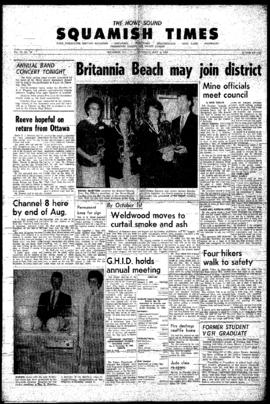 Squamish Times: Thursday, May 5, 1966