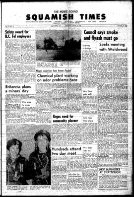 Squamish Times: Thursday, June 16, 1966