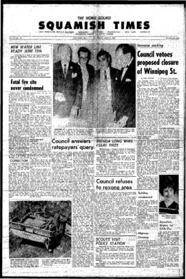 Squamish Times: Thursday, June 2, 1966