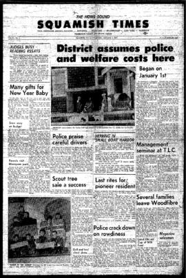 Squamish Times: Thursday, January 5, 1967