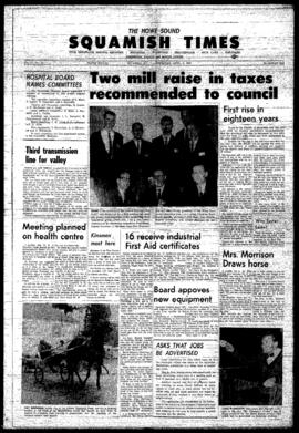 Squamish Times: Thursday, April 6, 1967
