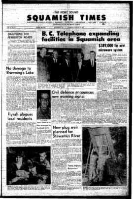 Squamish Times: Thursday, March 16, 1967