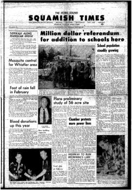 Squamish Times: Thursday, March 9, 1967