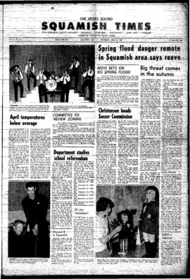 Squamish Times: Thursday, May 11, 1967