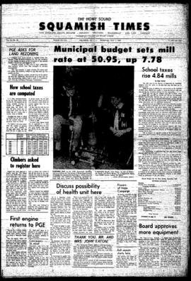 Squamish Times: Thursday, May 4, 1967