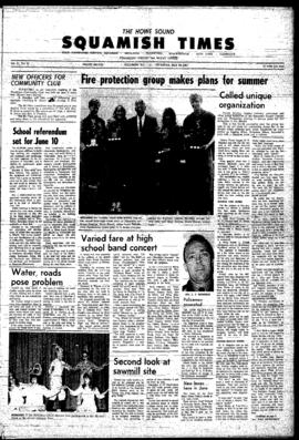 Squamish Times: Thursday, May 18, 1967