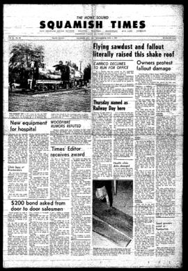 Squamish Times: Thursday, November 1, 1967