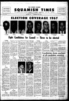 Squamish Times: Thursday, December 6, 1967
