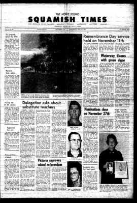 Squamish Times: Wednesday, November 15, 1967
