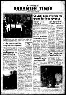 Squamish Times: Wednesday, April 3, 1968