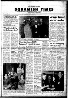 Squamish Times: Wednesday, March 27, 1968