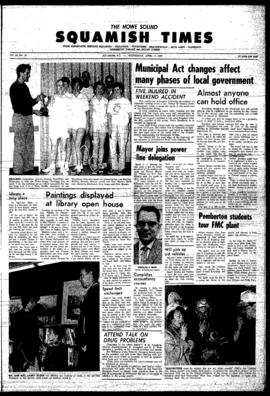 Squamish Times: Wednesday, April 17, 1968