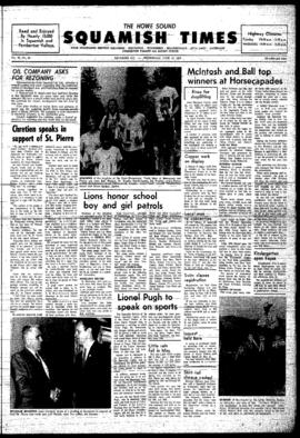 Squamish Times: Wednesday, June 12, 1968