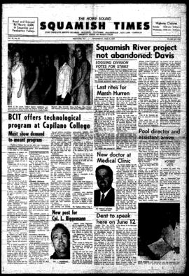 Squamish Times: Wednesday, June 5, 1968