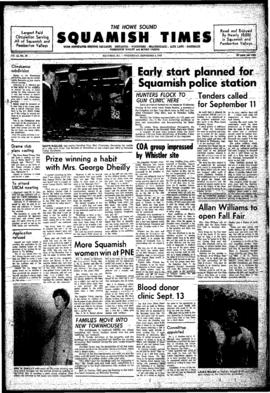 Squamish Times: Wednesday, September 4, 1968