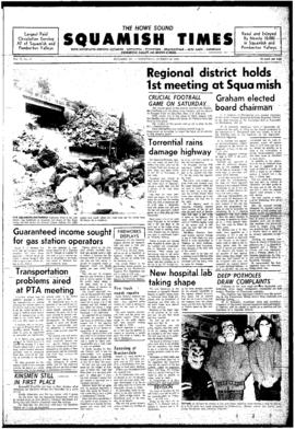 Squamish Times: Wednesday, October 30, 1968