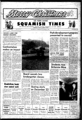 Squamish Times: Wednesday, December 18, 1968