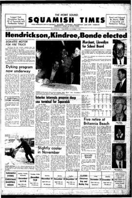 Squamish Times: Wednesday, December 11, 1968