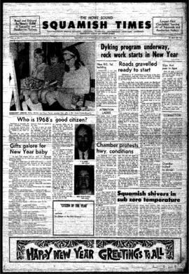 Squamish Times: Thursday, January 2, 1969